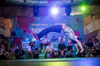 STREET BEAT x ASICSTiger  DANCE BATTLE 2018