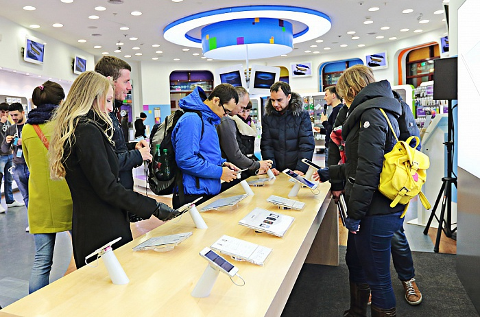 Старт продаж Apple iPhone 6s в Связном